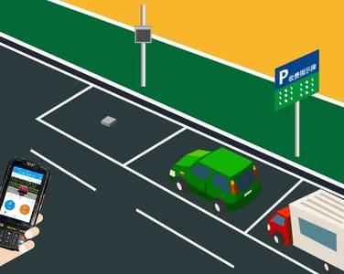 路边停车管理系统