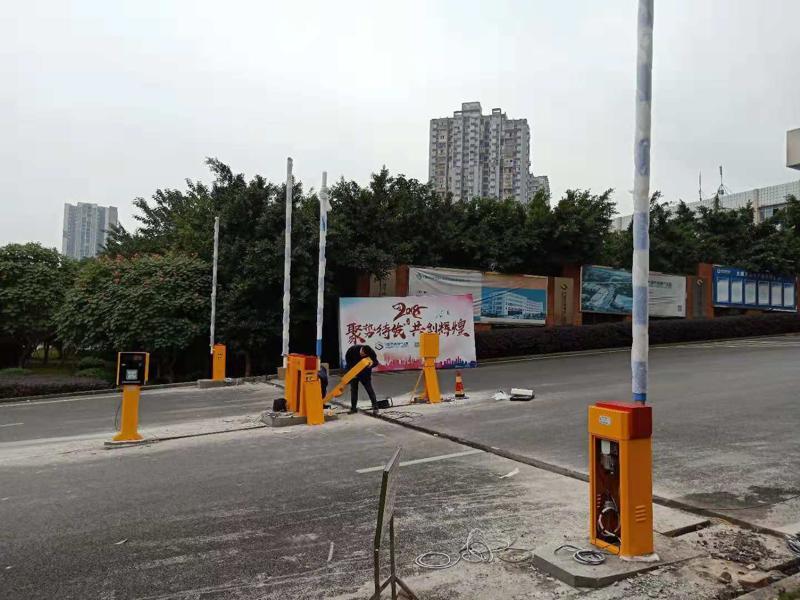 重庆工厂停车场系统