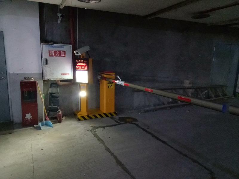 重庆酒店停车场系统