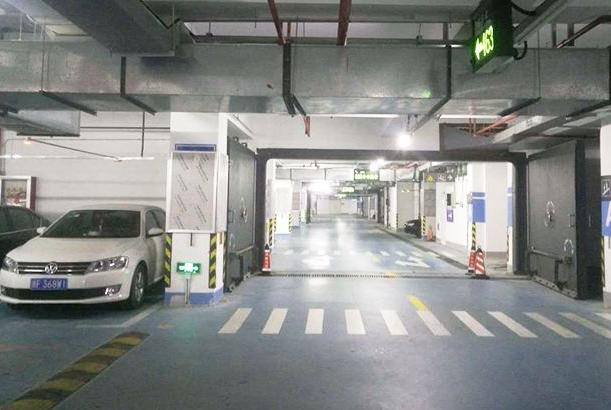 智能停车场管理系统