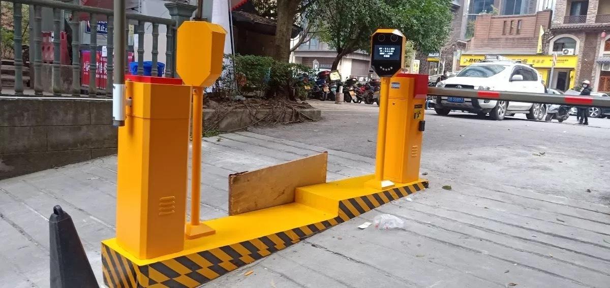 智慧无人值守停车系统