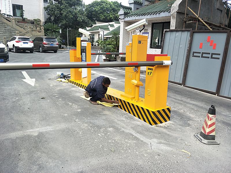 重庆停车场道闸设备