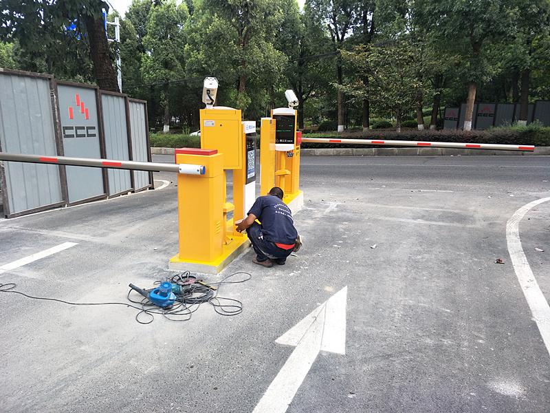 重庆智能停车系统