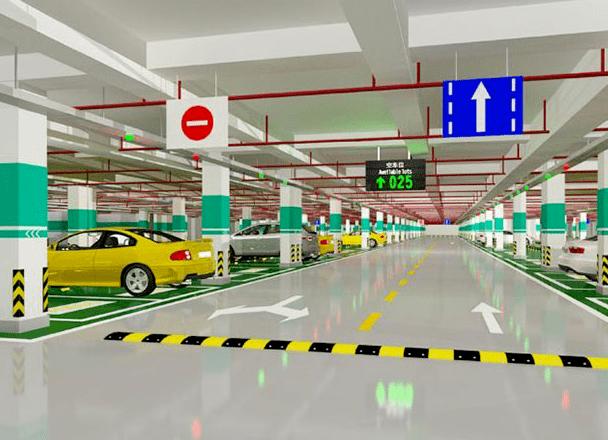 重庆停车场系统厂家