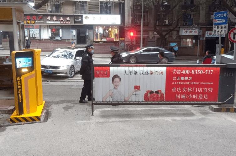 重庆车牌识别系统厂家