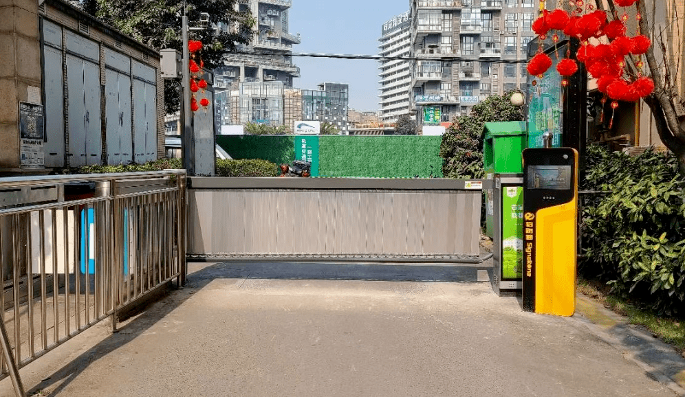 重庆道闸系统厂家