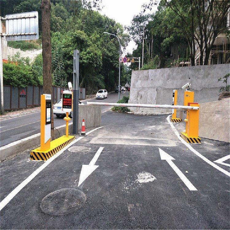重庆无人值守停车场系统