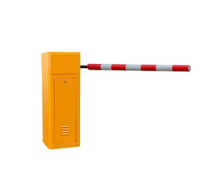 重庆停车场系统:圆形直杆