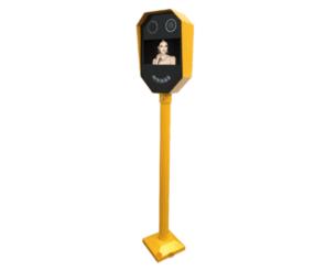 重庆车牌识别收费一体机:小黄蜂